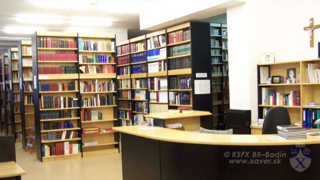 seminárna knižnica